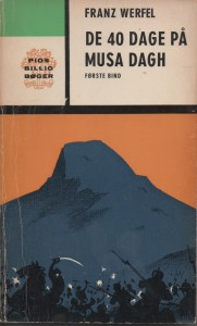 Romanen er i to bind.