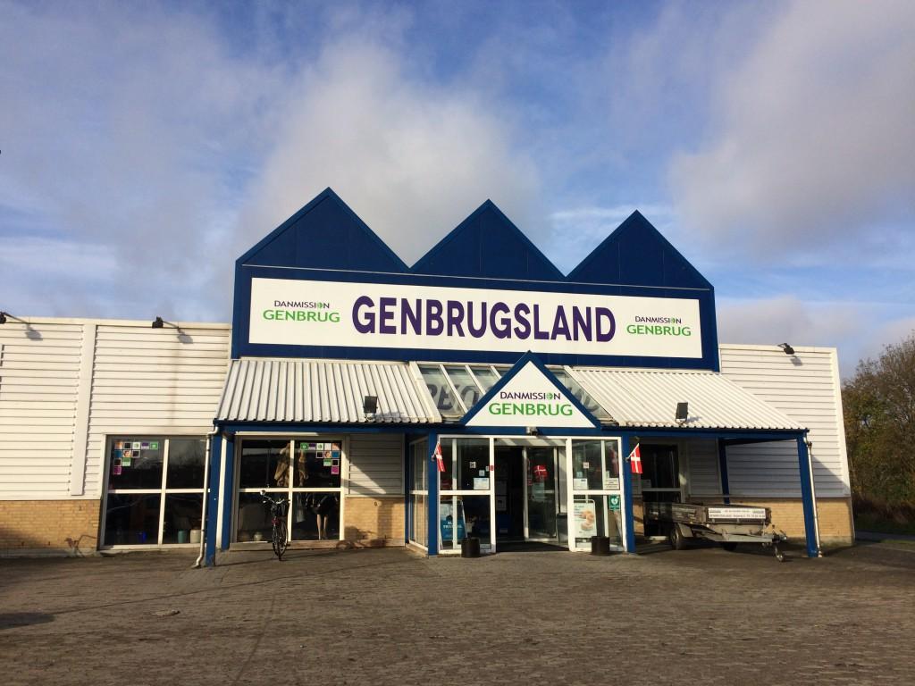 Genbrugsland i Horsens