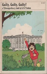 Doonesbury - amerikansk samtidshistorie.