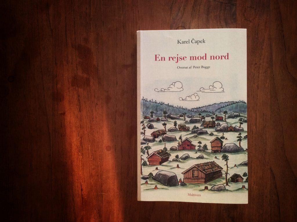 Karel Capek, En rejse mod nord