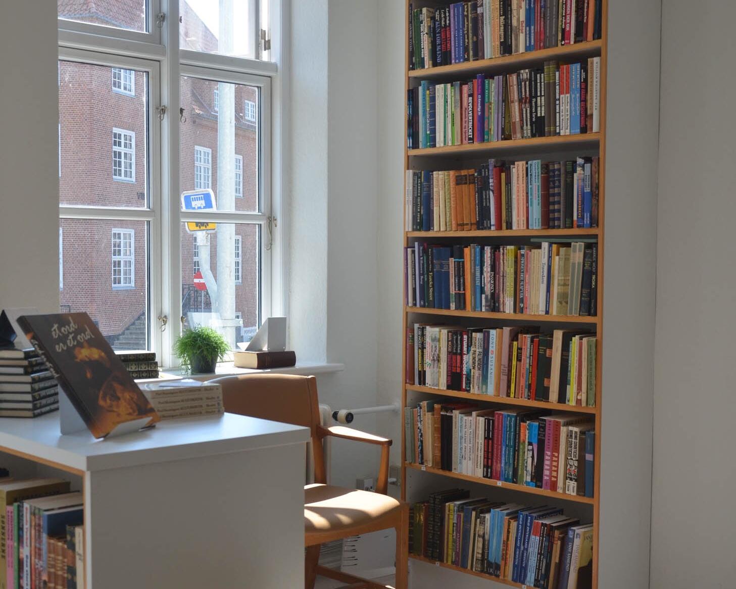En bogelskers blog